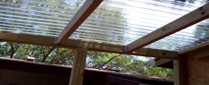 Clear Plastic Roofing Sheets