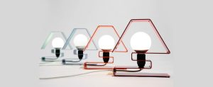 Pleasant Plastic - Siluett Lamp