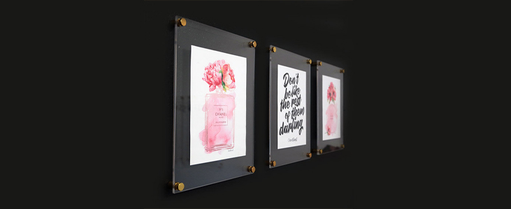 Acrylic Photo frames - Pleasant Plastic