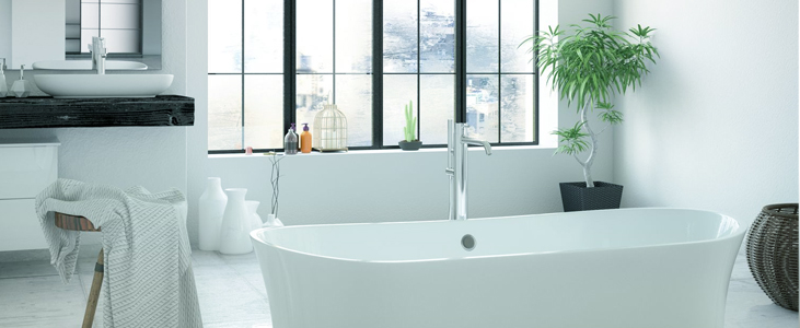 Acrylic sinks and bathtubs - Pleasant Plastic
