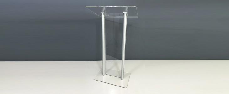 acrylic podium - Pleasant Plastic